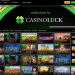 CasinoLuck snapshot