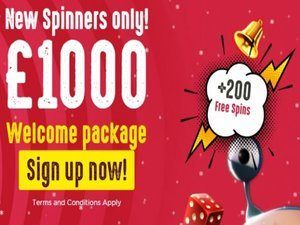 Take a Ride on Spinit Reels to Win a Massive £1000 Welcome Bonus – Spinit Casino photo