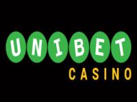 unibet casino black logo