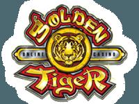 golden tigercasino logo