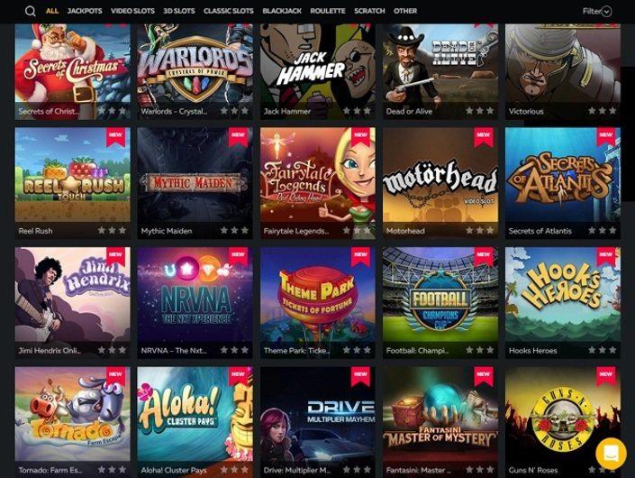 Free amatic slots