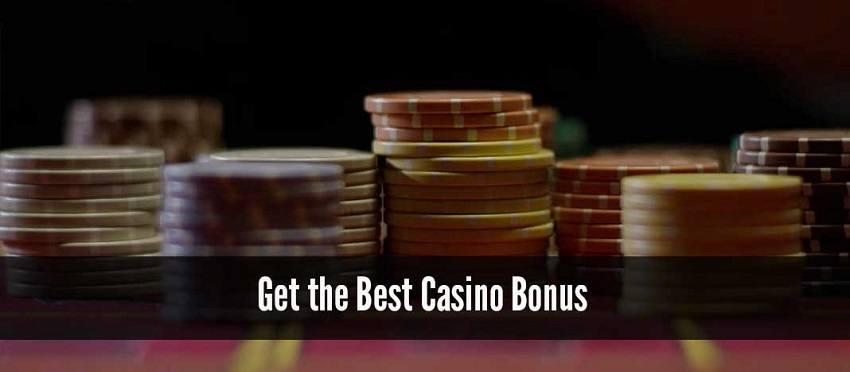 casino bonuses illustration