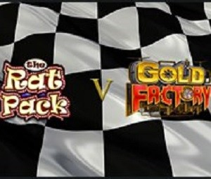 The Rat Pack vs Gold Factory photo