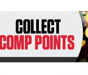 Slots Comp Points – Turnover £10 photo