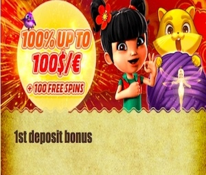 1st Deposit Bonus – Bob Casino photo