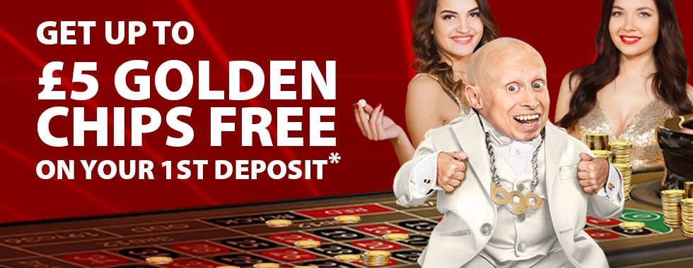 Live First Deposit Offer – BGO Casino photo