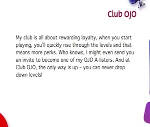 Club OJO Promotions – Play Ojo Casino photo