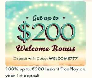 Amazing Welcome Offers From – 777 Casino photo