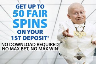 Up to 50 Fair Spins on Your First Deposit – BGO Casino photo