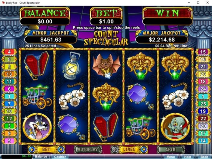 Lucky Red Casino Withdrawal