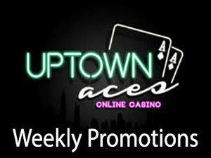 Uptown Aces Weekly Promotions photo