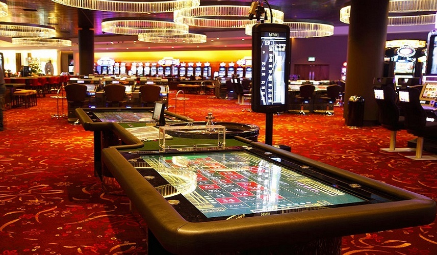A Review of Land-Based Aspers Casinos in the UK