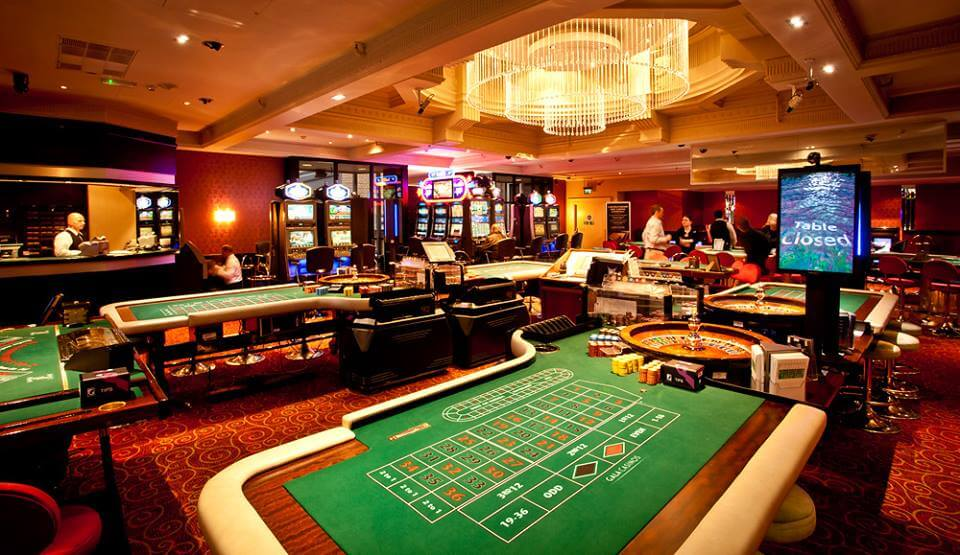 Land-Based Grosvenor Casinos in the UK