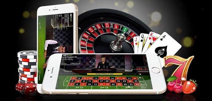 Mobile Gambling banner