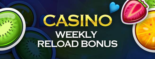 What Are Reload Bonuses image