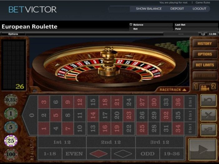 Betvictor Casino Mobile