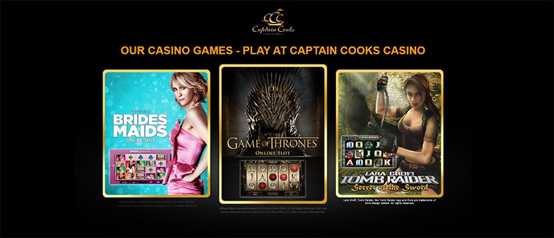 captain cooks online casino uk