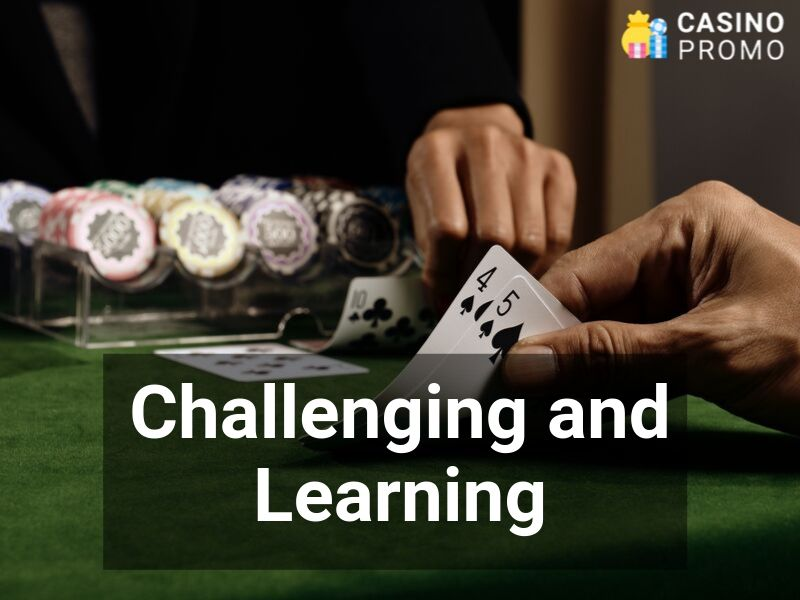 challenging and learning