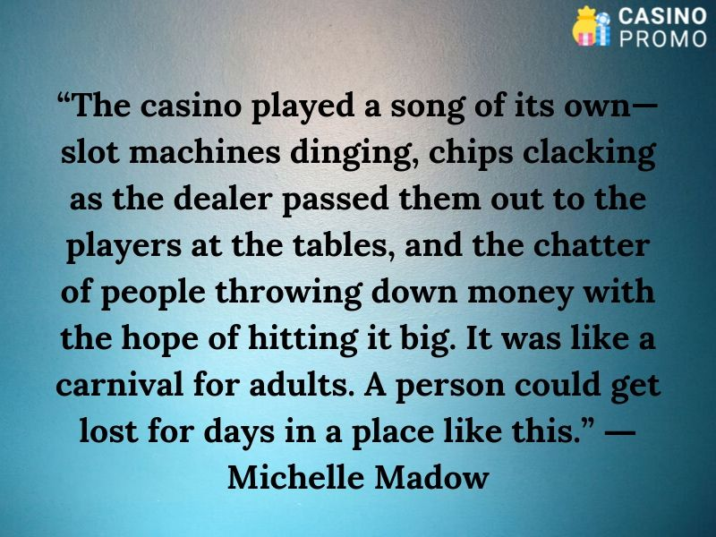 Best Gambling Quotes
