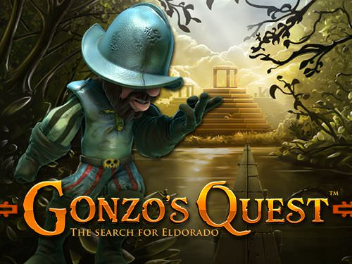 gonzos quest slot logo