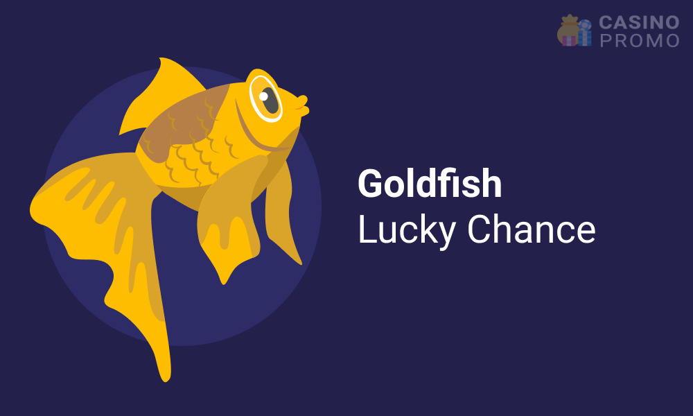 Lucky Animal Goldfish