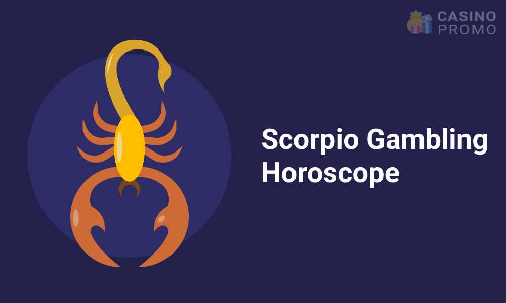 Scorpio Lucky Days To Gamble