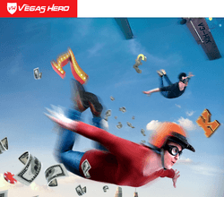 €5000 prize bonus at Vegas Hero Casino photo