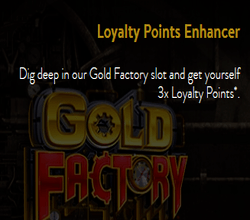 3x Loyalty Points at Hippodrome Online Casino photo