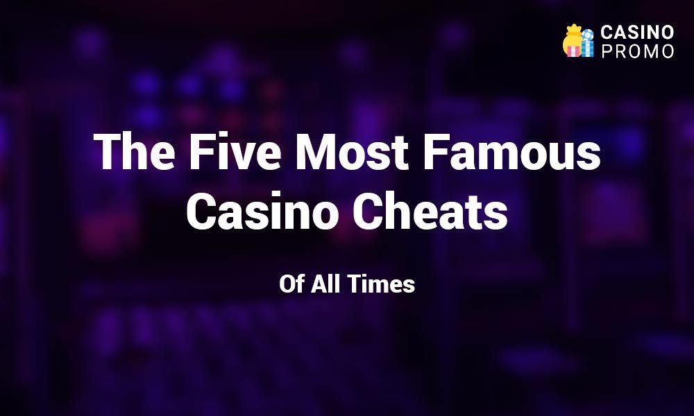 best casino cheats