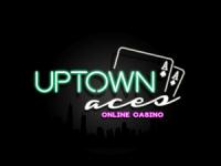 uptown aces casino logo
